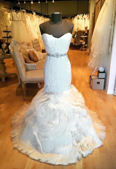 Providence Place Rockwall Bridal Shop