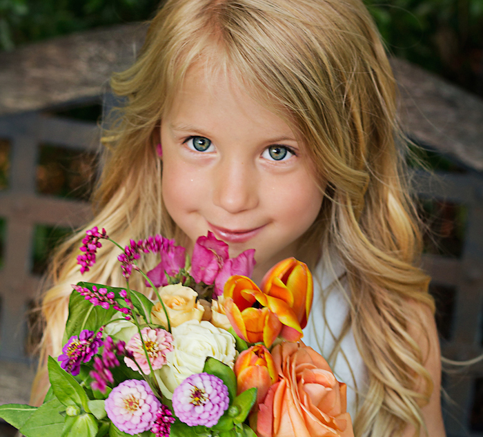 Flower Girl Tips & Fashion Providence Place Bridal