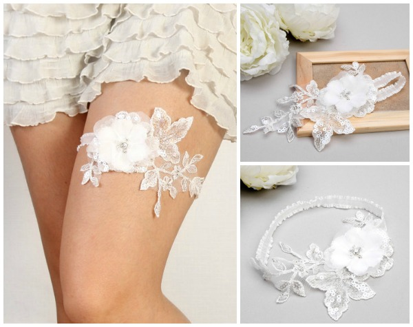 bridal garters in east texas