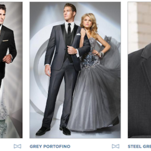 Diamond Tuxedo Collection - Tuxedo Rentals East Dallas - Providence Place Bridal