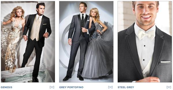 Diamond Tuxedo Collection - Tuxedo Rentals East Dallas - Providence Place Bridal