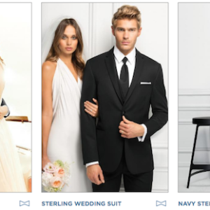Diamond Plus Tuxedo Collection - Tuxedo Rentals East Dallas - Providence Place Bridal