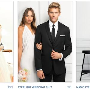 Diamond Plus Tuxedo Collection - Tuxedo Rentals East Dallas - Providence Place Bridal