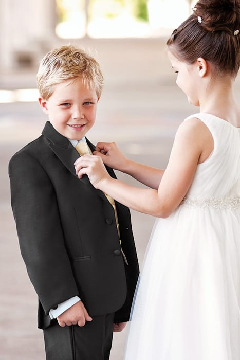 Ring Bearer Tuxedo - Tuxedo Rentals East Dallas - Providence Place Bridal