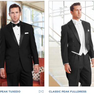 Budget Tuxedo Collection - Tuxedo Rentals East Dallas - Providence Place Bridal