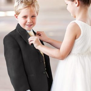 Ring Bearer Tuxedo - Tuxedo Rentals East Dallas - Providence Place Bridal
